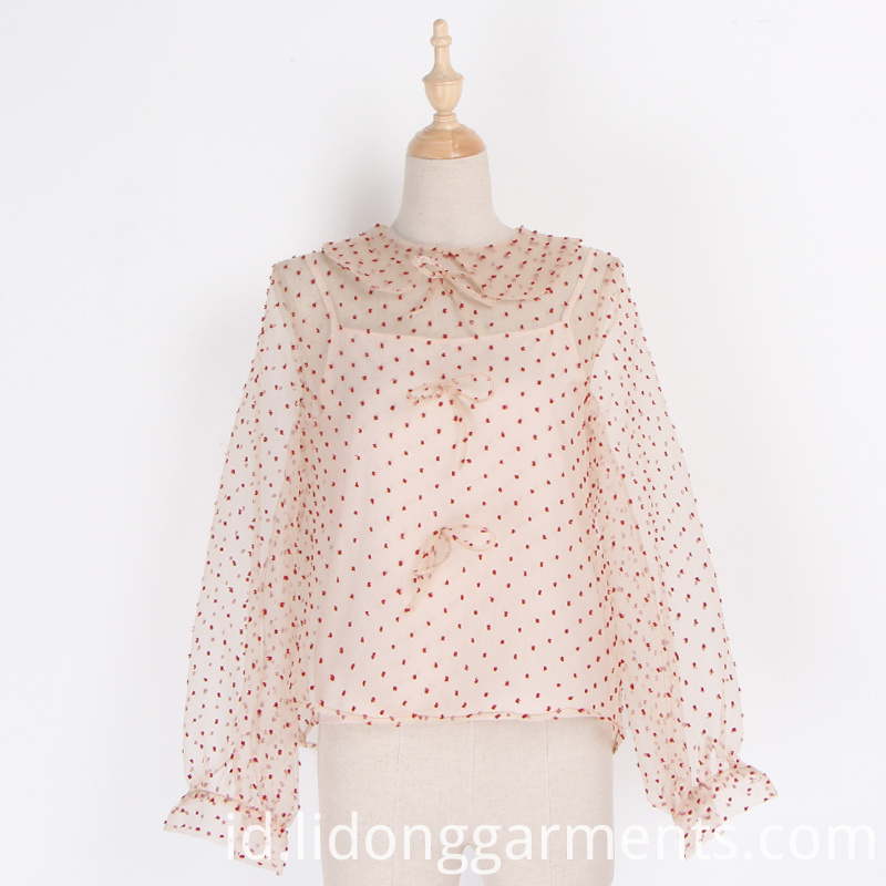 Casual Blouse Shirt