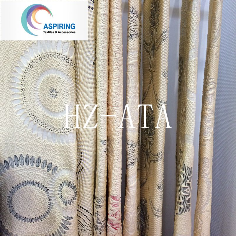 100 Polyester 300GSM Mattress Fabric