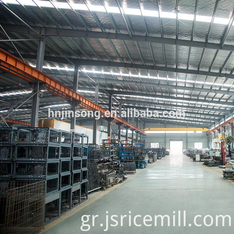 High Quality Mobile Rice Mill Machine factory