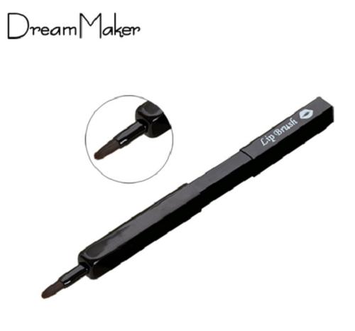 OEM/ODM Acceptable Synthetic Hair Flexible Tube Lip Brush.