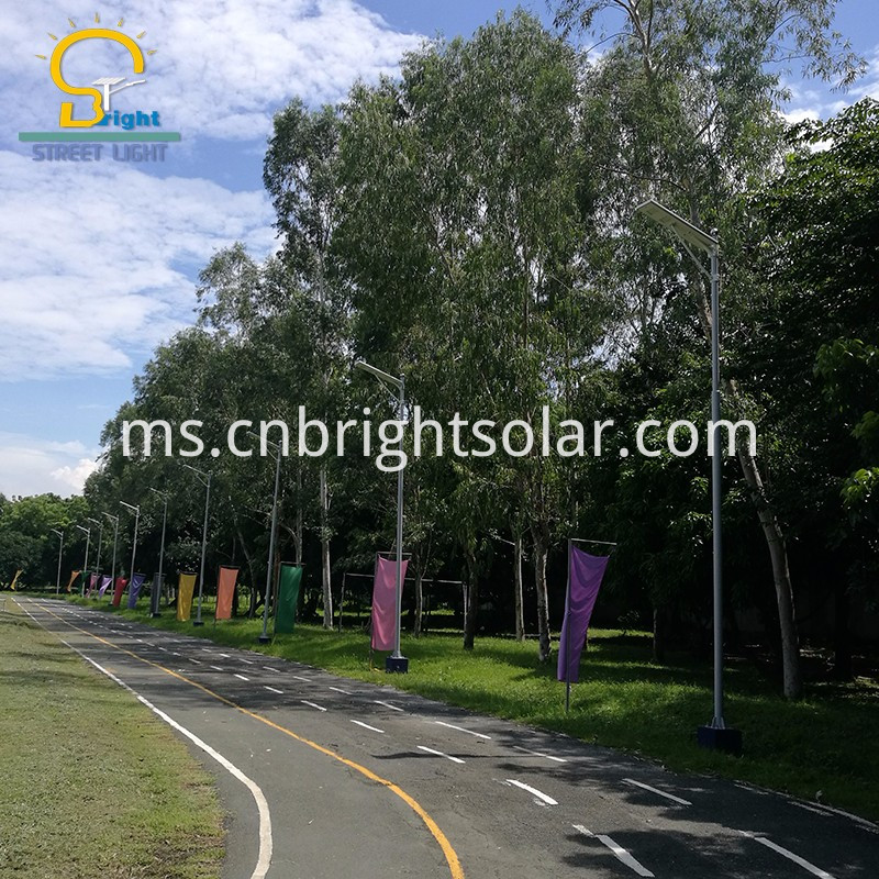 all in one solar street lights