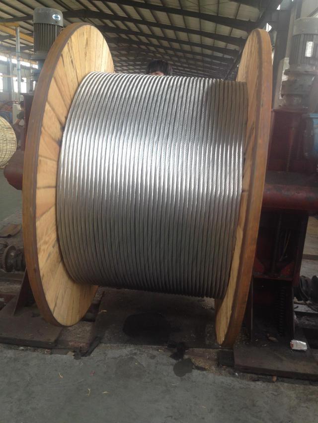 Galvanized Steel Wire Strand 1*3/1*7/1*19/1*37