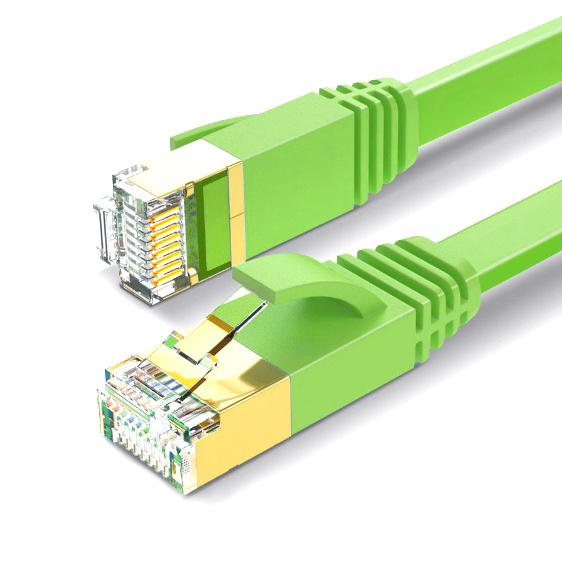 Geschirmtes-hochwertiges Cat7-Netzwerkkabel