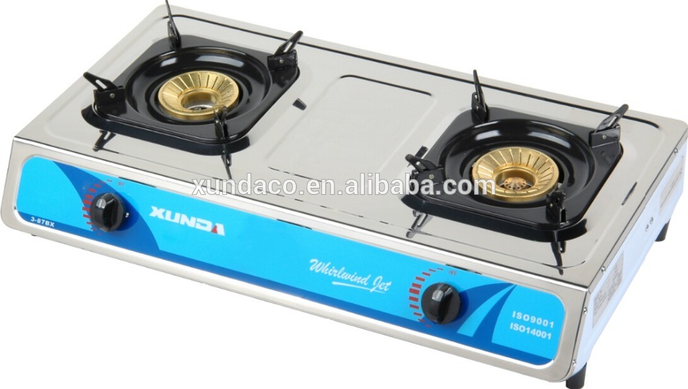 Table Top SS Gas Cooker
