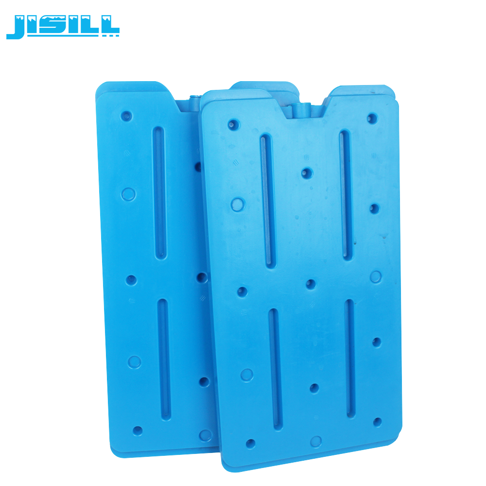 hard plastic ice brick
