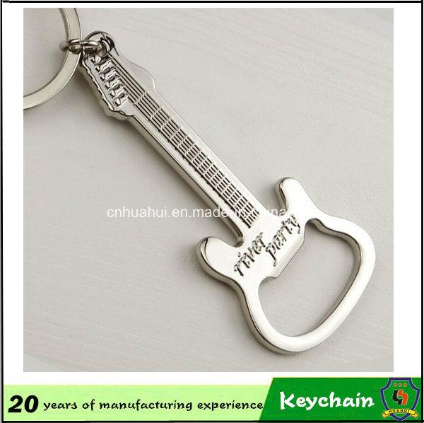 Guitar Opener Keychain