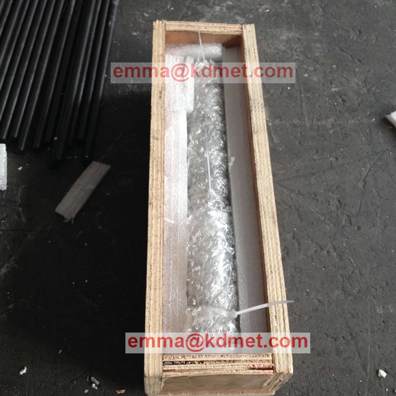 Pure Molybdenum Black Rod (Mo. -1, Mo. -2) /Pure Molybdneum / Molybdneum Electrode