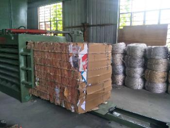 Epm80 PLC Control Manual Belting horizontale Plastik- und Strohballenpresse
