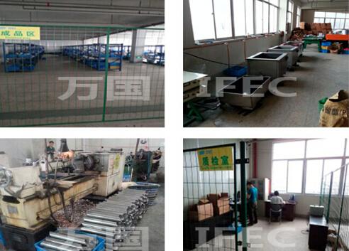 Sanitary Stainless Steel Pressure Control Valve
