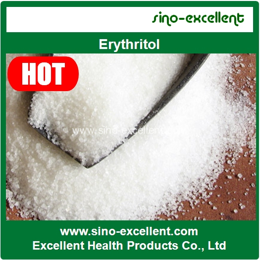 Natural Food Additives Sweeteners Erythritol