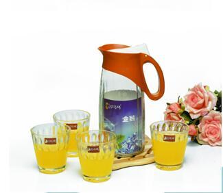 Practical & High Quality Glass Jug Set Kitchenware Kb-Jh06178