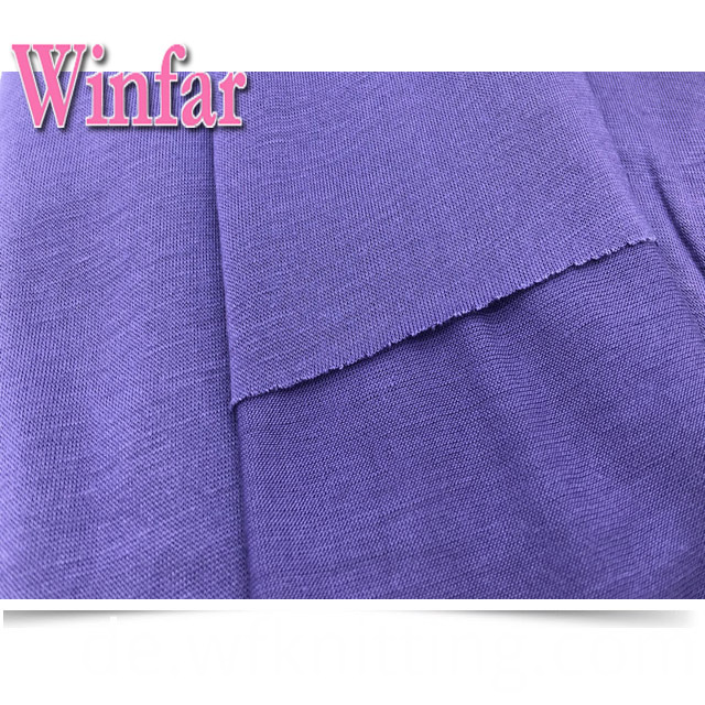 Pure Color Jersey Fabric