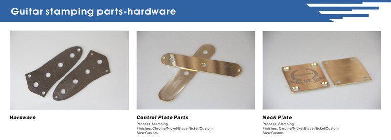 Custom Quality Spare Parts Acoustic Guitar Pins