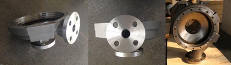 Wear-Resistant Goulds Pump Volute Casing