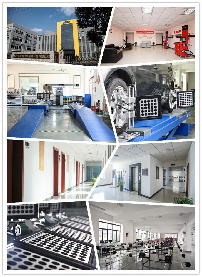 Garage Machines 4 Cylinder Car Lift