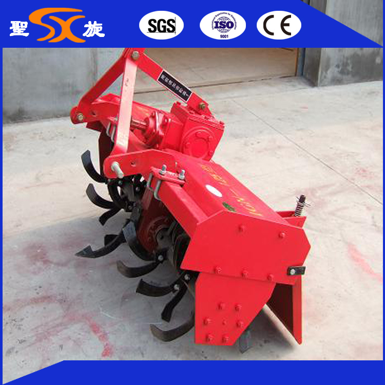 Hot Sale Middle Transmission Farm Rotary Machine for Tractor