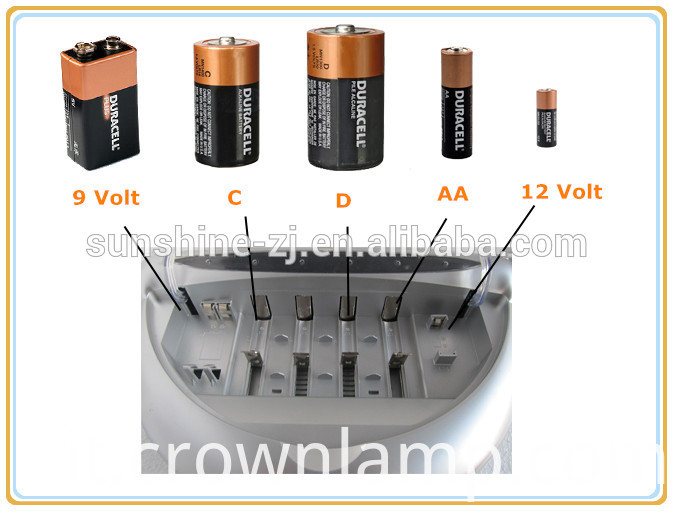 suitable battery charger