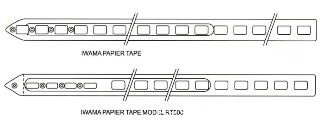 rapier tape for Loom