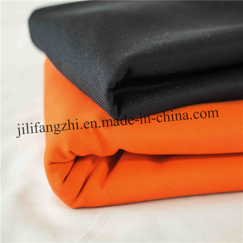 100% Polyeater Plain Pocket Shirt Fabric for Garment cloth