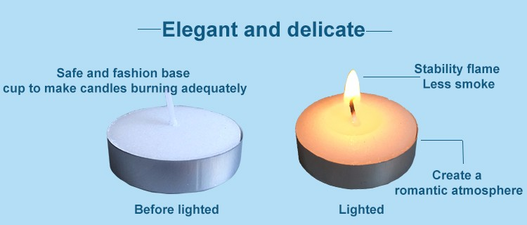Decorative Tea Light Candles