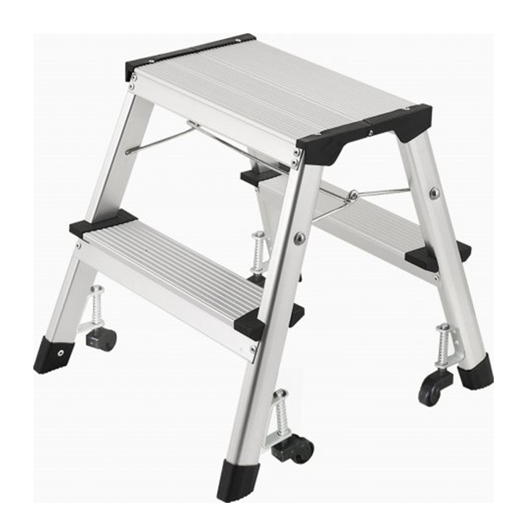 2017 New Step Stool with Price Aluminum Step Ladder Stools