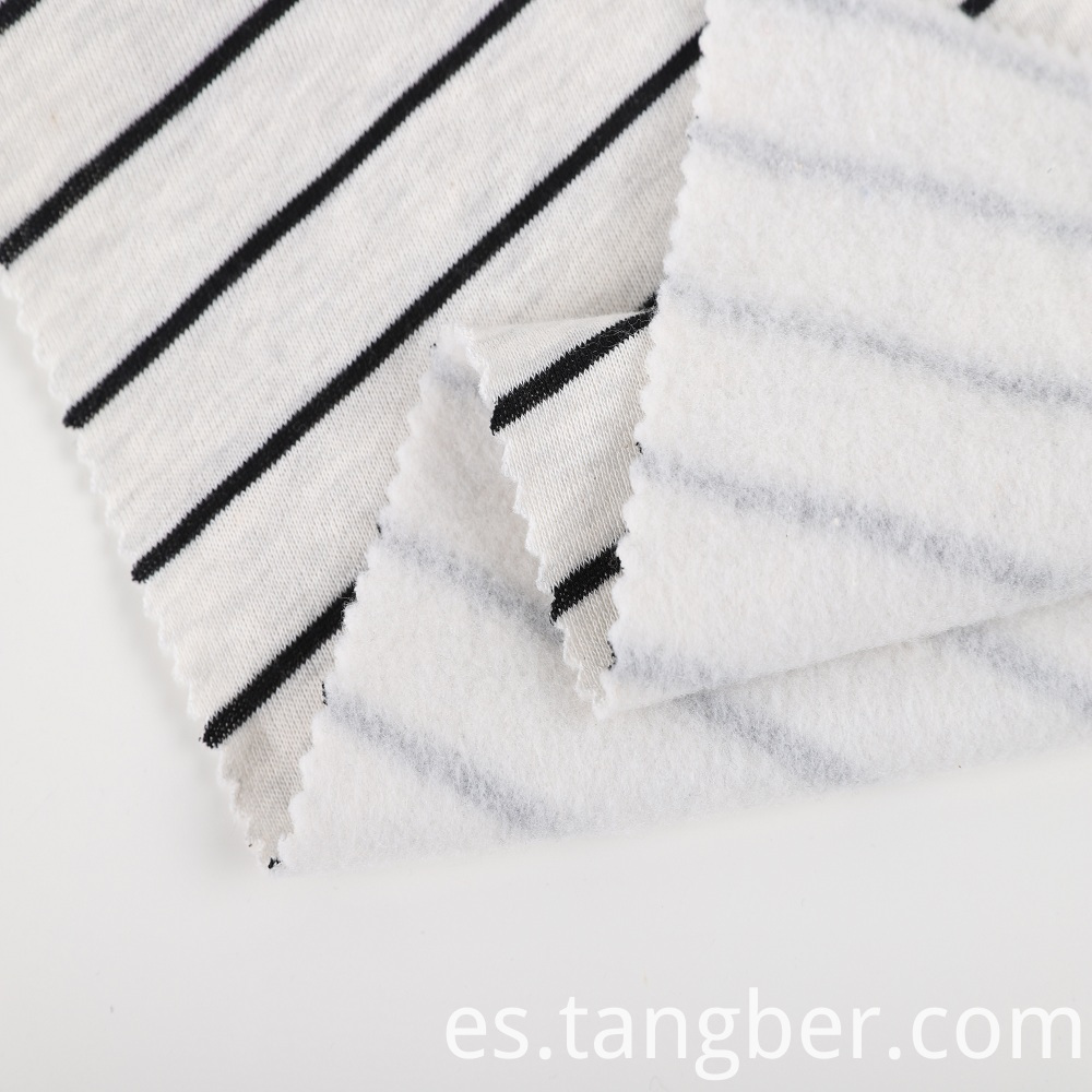 High quality brushed fleece fabric