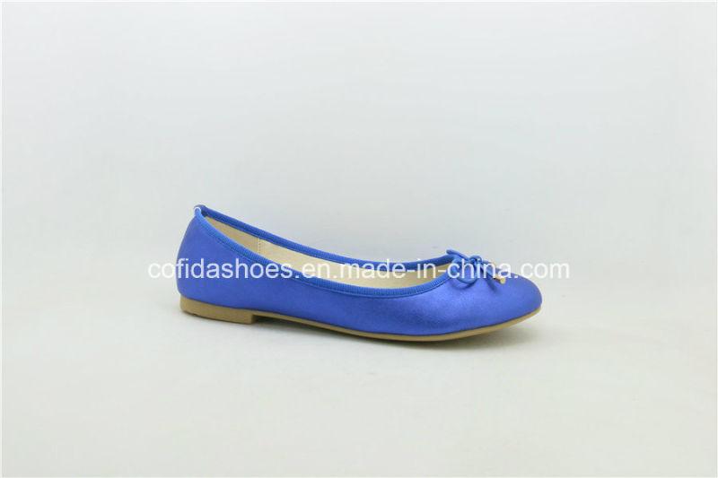 Classic European Comfort Flat Women Ballerina Pumps Shoes