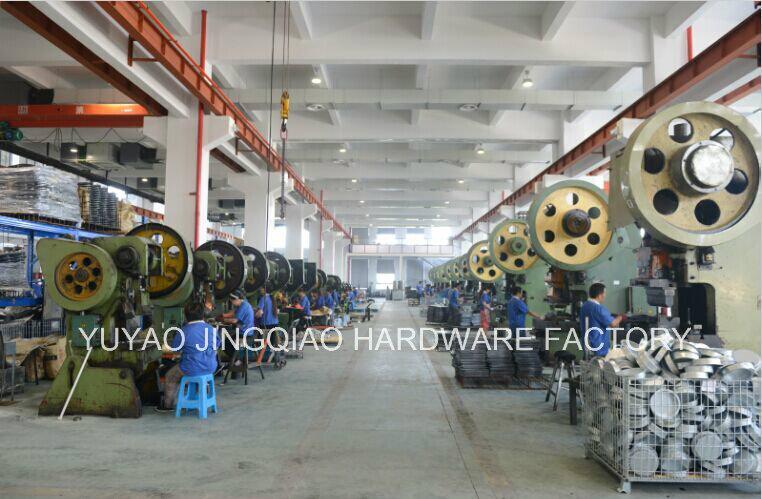 Ventilation Parts for HVAC-Stamping
