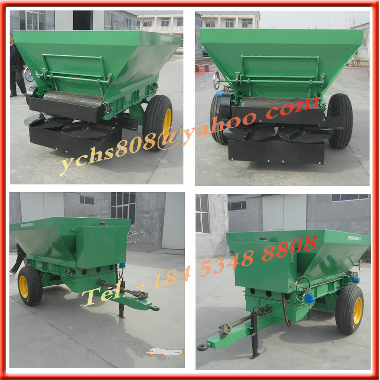 Agricultural Tool Tractor Trailed Fertilizer Spreader China Supplier