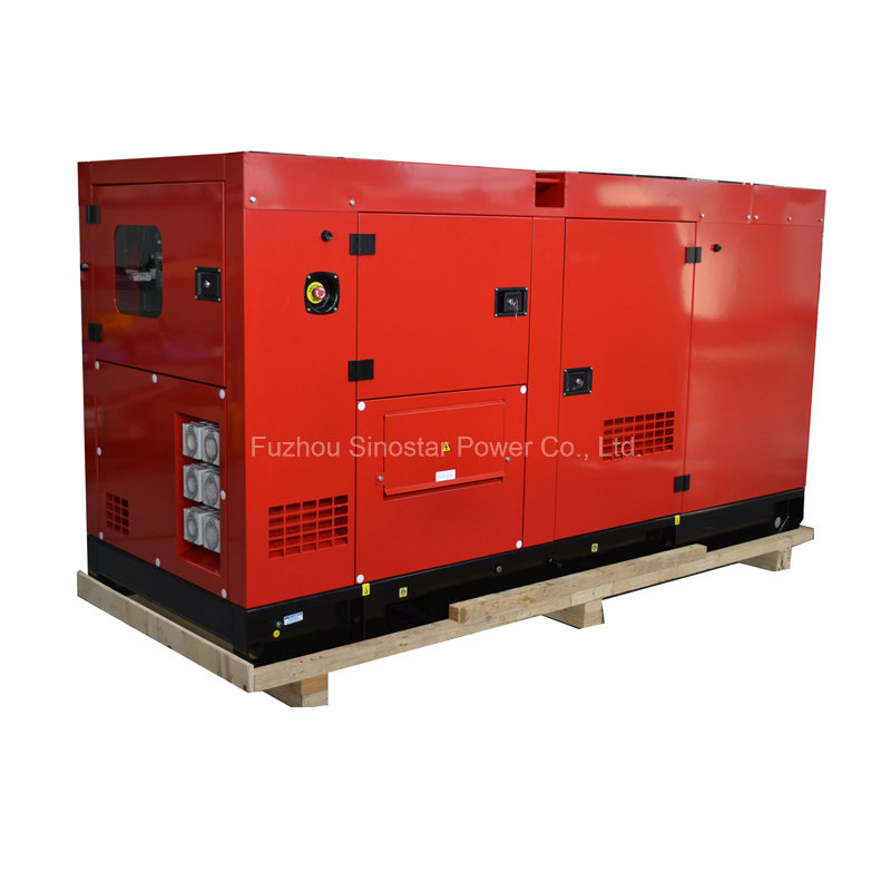 100kw 125kVA Container Deutz Electric Disel Generator Set with Stamford Alternator