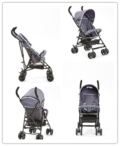 Foldable Baby Stroller with 360 Rotating Wheels (SH-B3)