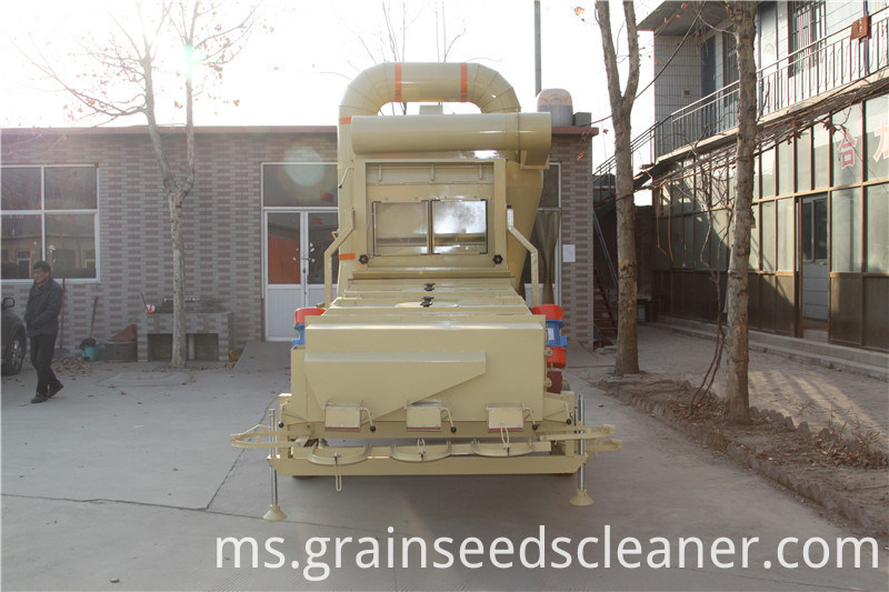 maize cleaner