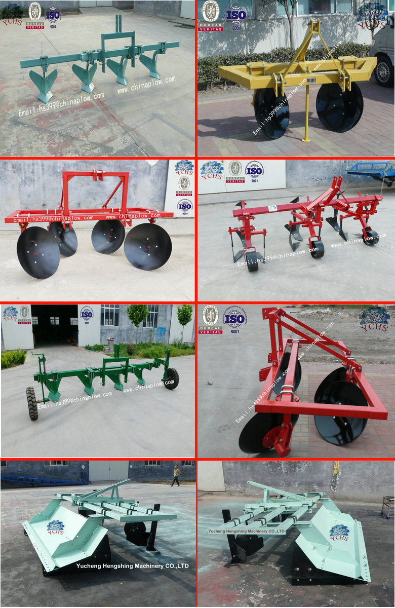 Tractor Seedbed Ridging Machine in Agriculture Equipment