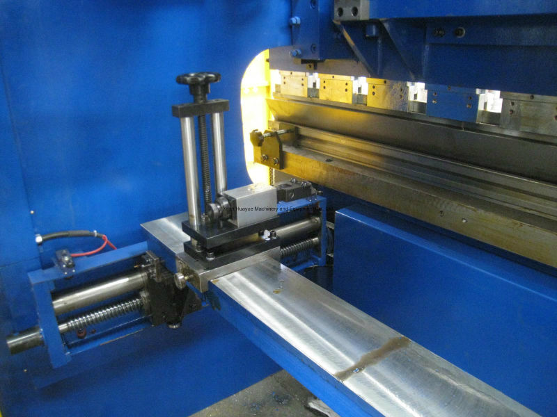 Wc67y-80X3200 hydraulic folding machine & Steel Plate Bending Machine