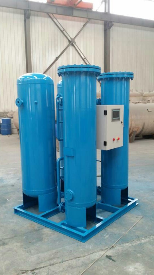 on Site Psa Oxygen Generator for The Treatment of Water and Wastewater.