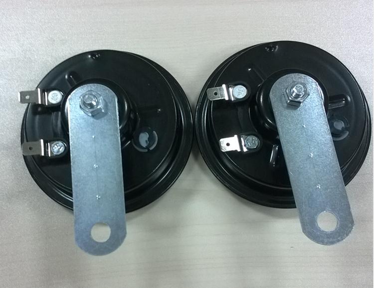 24V Electric Disc Horn Super Car Horn Truck Horn Air Horn 110dB