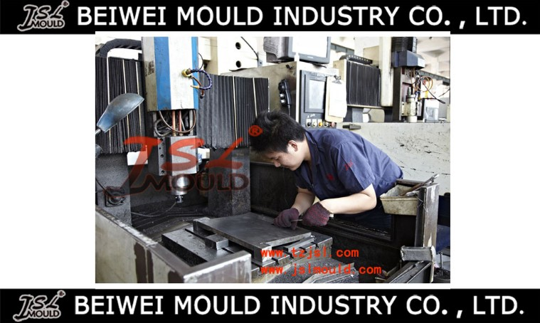 Injection High Custom Plastic Car Cooling Fan Shroud Mold