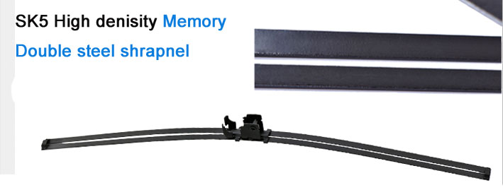 S580 2017 Original Brand New Car Accessories Exclusive Speed Golf 5 407 207 A159 X6 C6 Ns2 Windscreen Super Plus Wiper Blades
