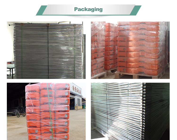 temporary fence package