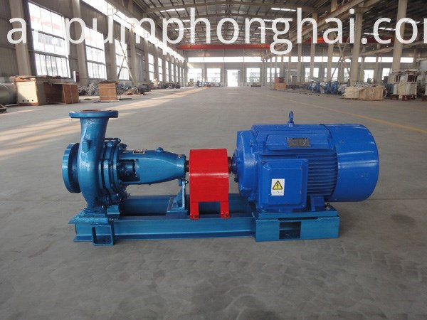 IS series water pump
