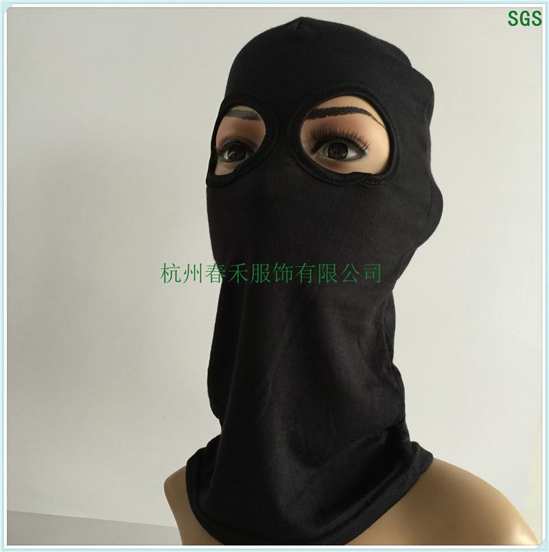 Hangzhou Factory Make Polar Fleece Half or Full Face Mask Hat