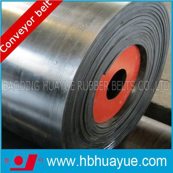 Nn Nylon Rubber Conveyor Belt Strength100-1000n/mm Width400-2200mm
