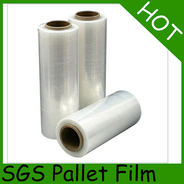 The Lowest Price LLDPE Stretch Film