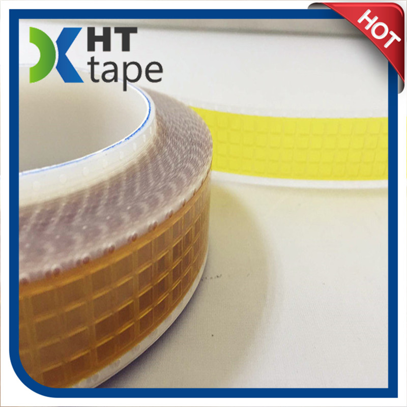 High Temperature Tape with Pet Repositionable Material