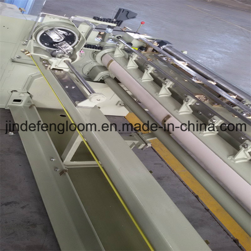 Single Nozzle Waterjet Weaving Loom Textile Machine with Single Pump