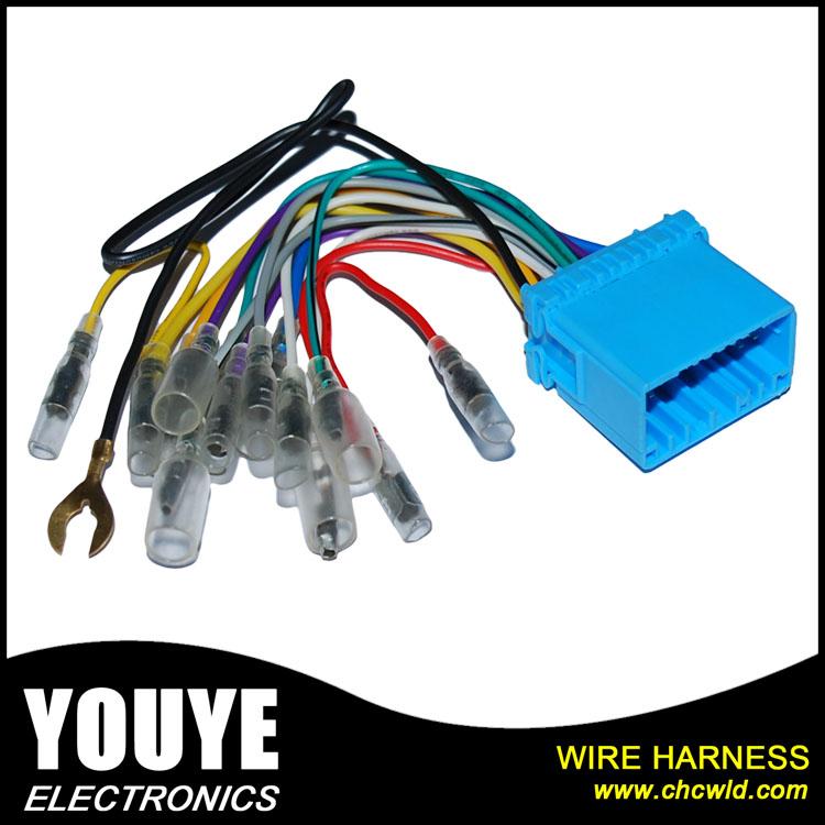 Automotive Car Radio Wiring Harness