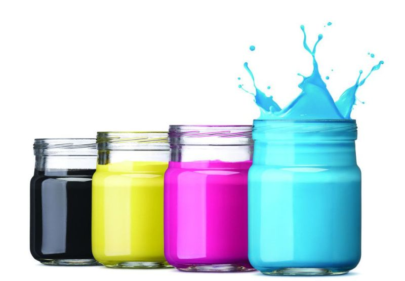 Water Based Pigment Paste/Colorant Paste for Textile Screen Printing
