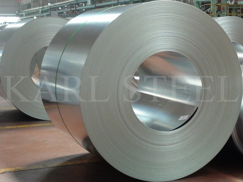 201 2b Surface Stainless Steel Coil From Jieyang