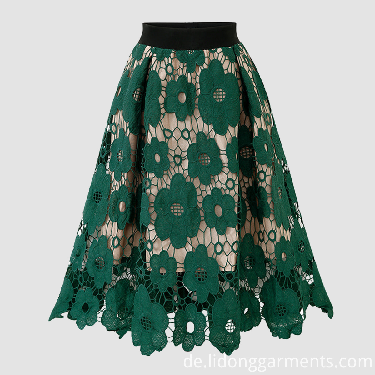 Ladies' Lace Skirt