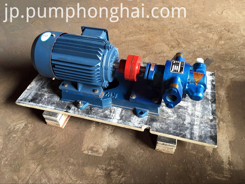 KCB series thick oil gear pump